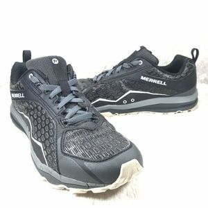 Merrell Black Trail Running Size 10